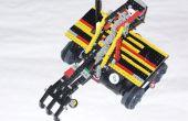 Hacking the Spy Video Trakr III: machen einen Grabber Bot von Legos, Snap Schaltungen und Spy Video Trakr