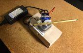 Gebäude eine ISS-Zeiger-Tracker mit Adafruit HUZZAH ESP8266