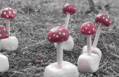 Pilz Fliegenpilze Mini Ton