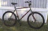 So konvertieren Sie vertikale ausfallende Fahrrad auf 1 x 1 mit Feder Spanner