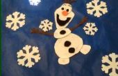 Singende Olaf Bag (gefroren)