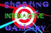 Interaktiver Schießstand