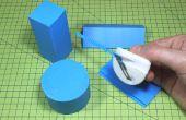 Machen Sie wasserdichte Prototypen [von Blatt Correx]