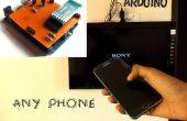 Steuern Sie TV mit jedem Telefon (auch Handys ohne IR-Blaster)