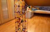 Spinnerei Freefall Lift, Knex Ball Maschine Aufzug