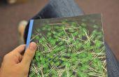 DIY-Zusammensetzung-Buch-Cover