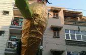 DIY RAVAN Bildnis (mit elektrischer Zündung und es ist das größte diy)