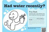 Erinnerung-Posterprojekt Wasser