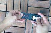 Einen Schlüssel zu verstecken - 3D printed magnetische Feld
