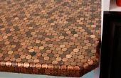 Penny-Schreibtisch!