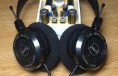 DIY-HiFi: Klasse A Hybrid Kopfhörerverstärker