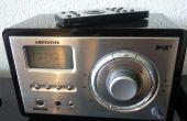 Reparatur von explodierten Digitalradio