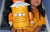 Robolocity Roaming Instructables Roboter Gnome - RoboGnome