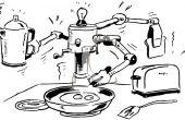 Küchenchef innen INTEL(CII) - die Zukunft der automatisierten Hausmannskost (INTEL IoT)
