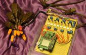 Weihnachtsbeleuchtung mit Musik mittels Arduino