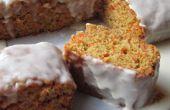 Karotte-Kuchen-Rezept