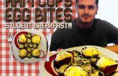 Tassen - Egg Bites Schinken / / Student Frühstück!