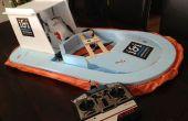 Wie erstelle ich ein RC-Hovercraft
