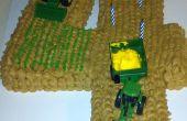 Bauernhof Spaß weiter Geburtstagstorte