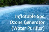 Aufblasbare Spa-Ozon-Generator (ein absolutes muss)