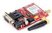 SIM900A GSM-Modem mit Arduino Interfacing