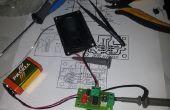 Einfache Verstärker mit TDA2822M