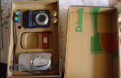Wie erstelle ich eine benutzerdefinierte Kamera Box