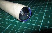 Wie erstelle ich eine Teleidoscope (öffnen-Ansicht und Linse Kaleidoskop)