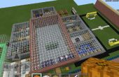 Minecraft-Schule