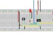 DIY einfache Flamme nach Roboter ohne Mikrocontroller