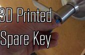 3D Drucken einen voll funktionsfähigen Schlüssel