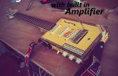 Elektrische Zigarre-Box Gitarre w / Built in Verstärker