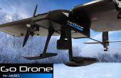 Die gehen Drohne Version 2