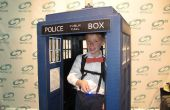 Arzt, die Tardis Costume