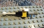 Eine Lego-DP-28 (aka, Lewis-Maschinengewehr)