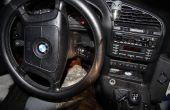 Starten Sie Ihr Auto mit einem Flash-Laufwerk.