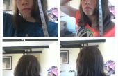 Wie Sie Ihr Haar 1 Zoll oder mehr in einer Woche mit den Inversionsverfahren wachsen.