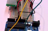 Einfache Arduino PIR Motion Detektor Modul Demo