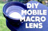 DIY-Mobile Makro-Objektiv