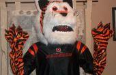 """DIY hausgemachte Cincinnati Bengals Tiger Maskottchen """"Wer Dey"""""""