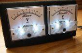Analoge VU-Meter und Clock (Arduino Powered)
