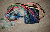 Kreisel led Steuerung mit Arduino