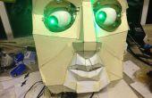 Animatronic Augen und Wii Nunchuck Teil2 - geben Sie ihm eine Stimme