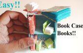 Einfache Origami-Buch & Bücherregal!