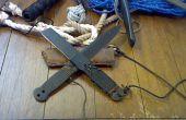 Segeln-Messer-Mod für kalten Stahl True-Flight Thrower