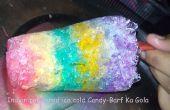 Indische saftige Ice Candy-Barf Ka Gola