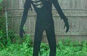 Zombies für Halloween oder Paintball Hof