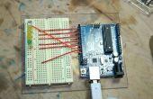 Arduino Drag Race Light Baum