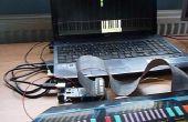 Konvertieren einer Spielzeug-Klavier zu arbeiten als ein MIDI-Gerät und benutze es mit Synthesia