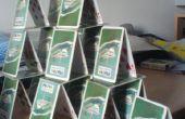 Wie (mit Techniken-Ish) machen ein Kartenhaus